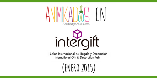 Blog: Animikados en Intergift (enero 2015)