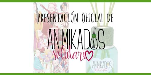 Blog: Presentación oficial de Animikados Solidario
