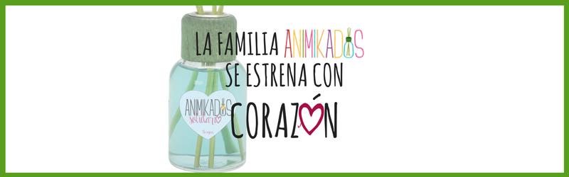 Blog: La familia Animikados se estrena con corazón