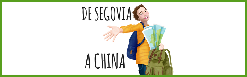 Blog: De Segovia a China (Sto Sto)