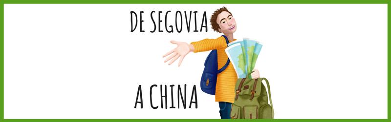 De Segovia a China