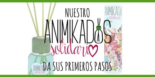 Blog: Nuestro ANIMIKADOS Solidario da sus primeros pasos