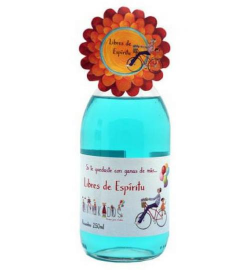 Recambio 250 ml Libres de Espíritu (Cold Water)
