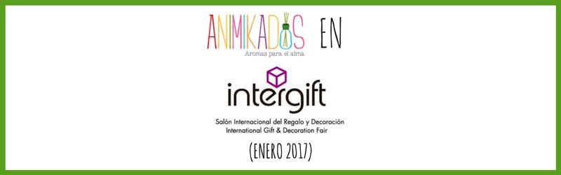 Animikados en Intergift 2017