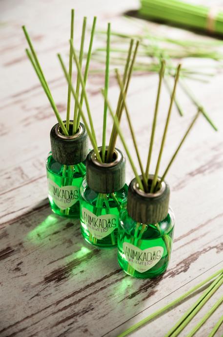 Mikado 50 ml botella Enfermedades Raras Té verde-Lima