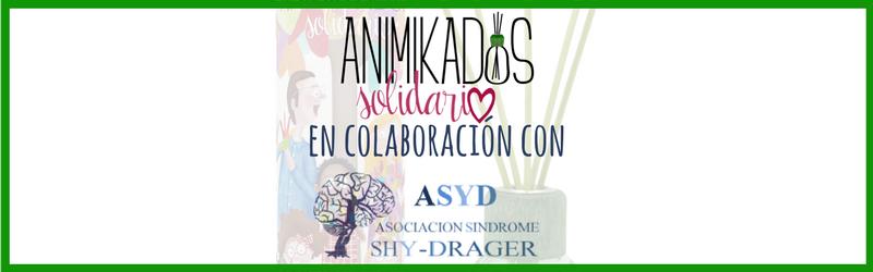 Animikados colabora con la asociación Shy Drager España