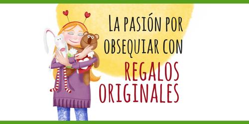 Blog: La pasión por obsequiar con regalos originales