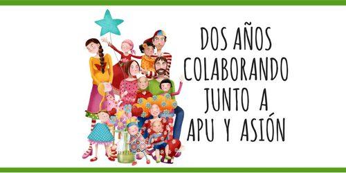 Blog: Dos años colaborando junto a APU y ASIÓN