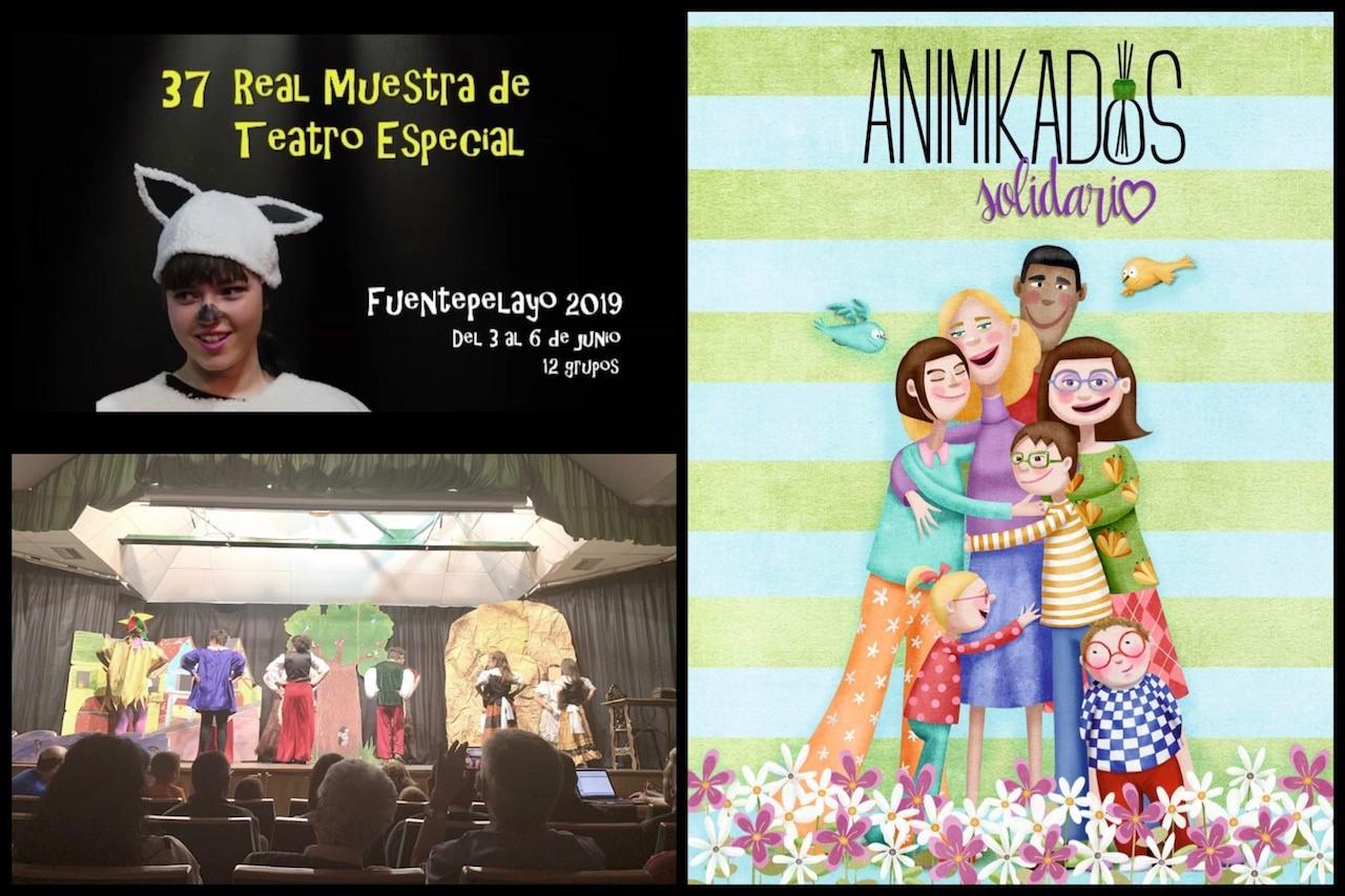 37 Real Muestra de Teatro Especial en Fuentepelayo (Segovia)